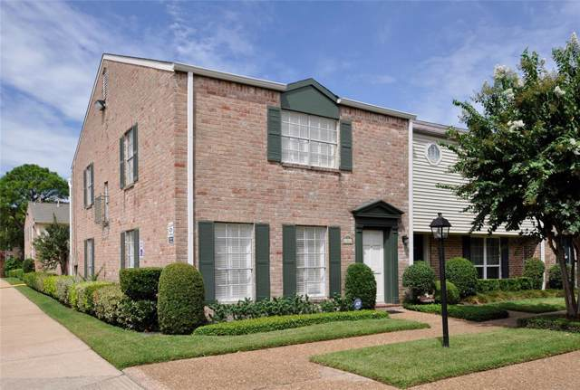 6364 Briar Rose Drive #178, Houston, TX 77057 (MLS #78664815) :: Guevara Backman