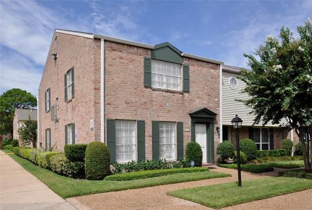 6364 Briar Rose Drive #178, Houston, TX 77057 (MLS #78664815) :: Giorgi Real Estate Group