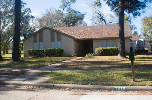7415 Deep Forest Drive, Houston, TX 77088 (MLS #78675422) :: Team Sansone