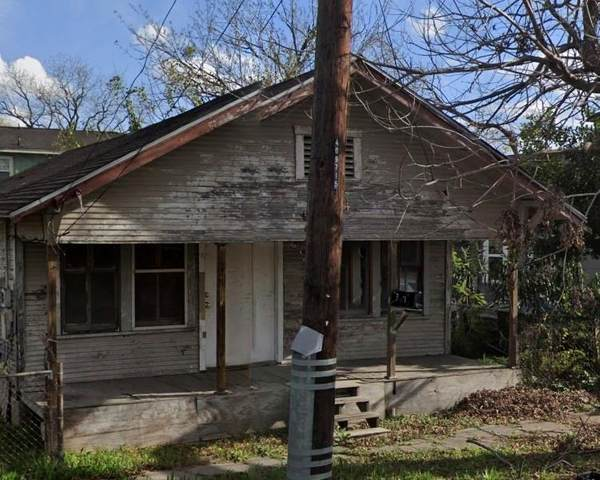 304 79th Street, Houston, TX 77012 (MLS #78685215) :: All Cities USA Realty