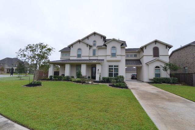 16615 Harbor Falls Drive, Cypress, TX 77433 (MLS #7869592) :: Caskey Realty