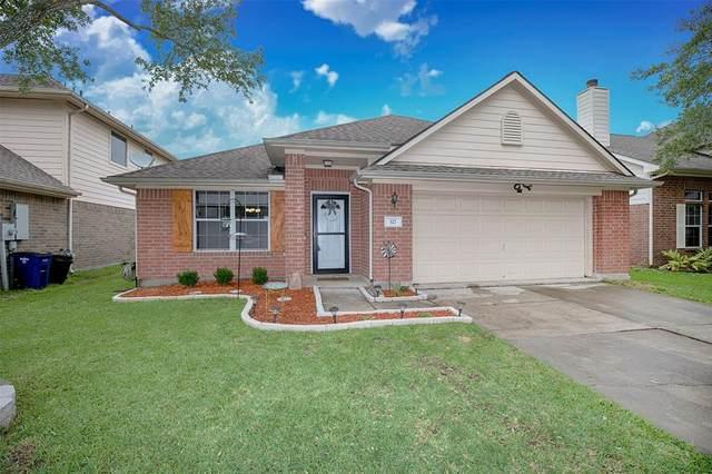 327 Mammoth Springs Lane, Dickinson, TX 77539 (MLS #78704147) :: The Queen Team