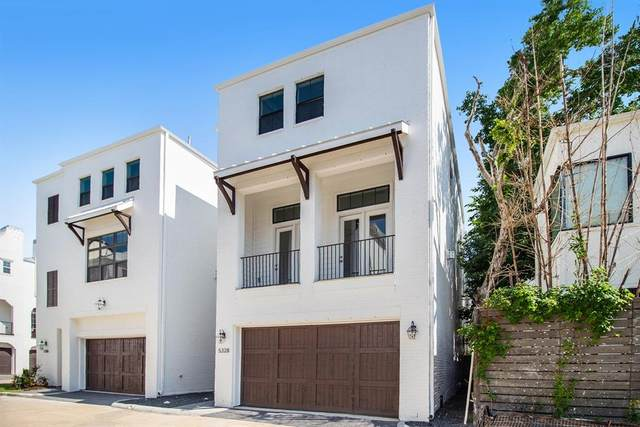 5328 Chandler Street, Houston, TX 77007 (MLS #78707658) :: The Home Branch
