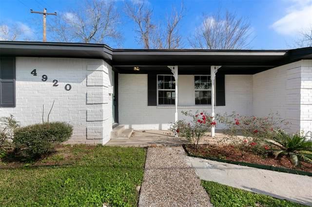 4920 Chapman Street, Houston, TX 77009 (MLS #78714324) :: Ellison Real Estate Team