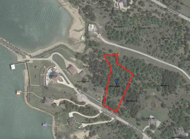 0000 Marina Del Rey, Bridgeport, TX 76426 (MLS #78714445) :: My BCS Home Real Estate Group