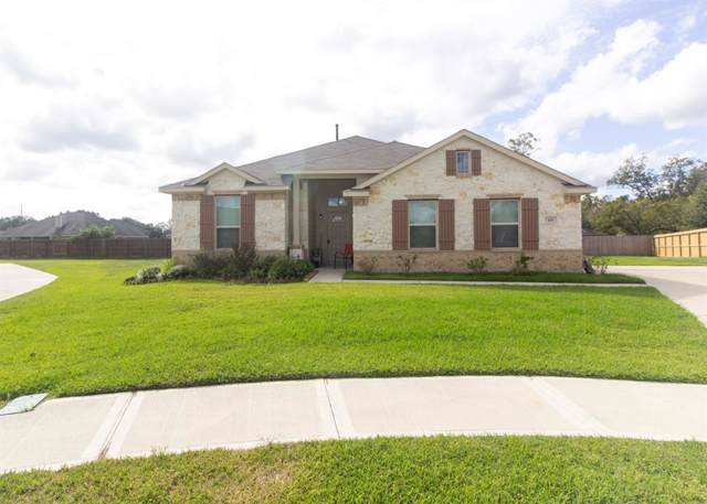 103 Aline Drive, Dayton, TX 77535 (MLS #78716234) :: Texas Home Shop Realty