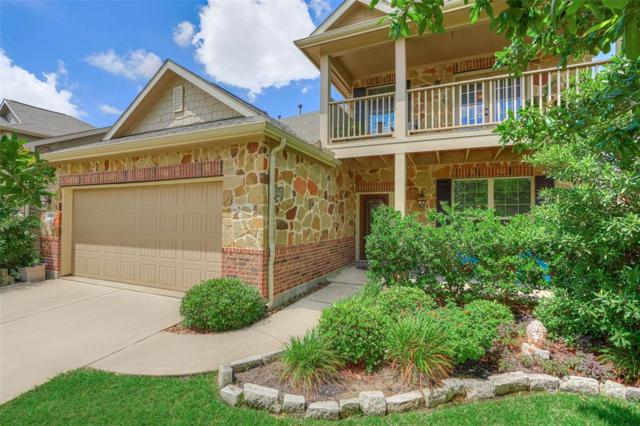 16707 Radiant Lilac Trail, Cypress, TX 77433 (MLS #78720011) :: The SOLD by George Team
