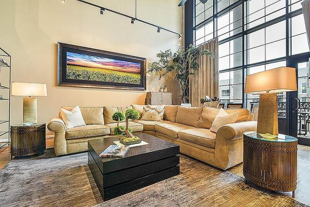 1005 S Shepherd Drive #816, Houston, TX 77019 (MLS #787220) :: Connect Realty