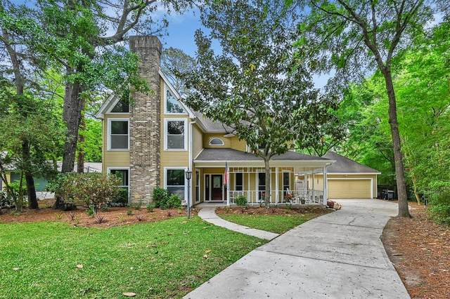 27 Indian Clover Drive, The Woodlands, TX 77381 (#78741302) :: ORO Realty