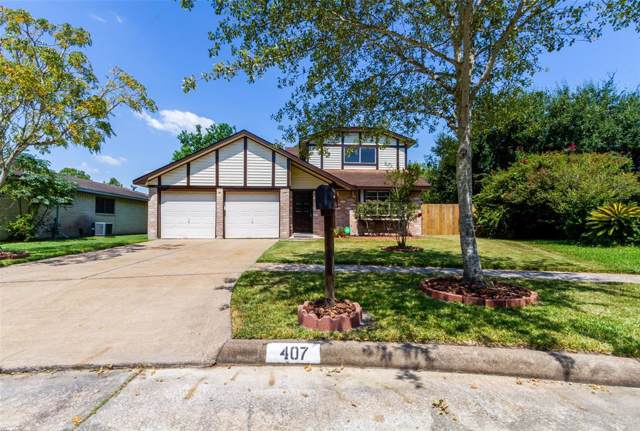 407 Tresch Court, Houston, TX 77598 (MLS #78751220) :: NewHomePrograms.com LLC