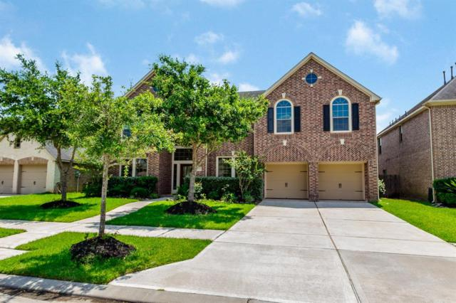 5439 Beacon Springs Lane, Sugar Land, TX 77479 (MLS #78756704) :: The SOLD by George Team