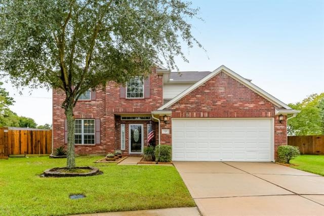 2116 Rain Lily Court, Pearland, TX 77581 (MLS #78760392) :: Connect Realty