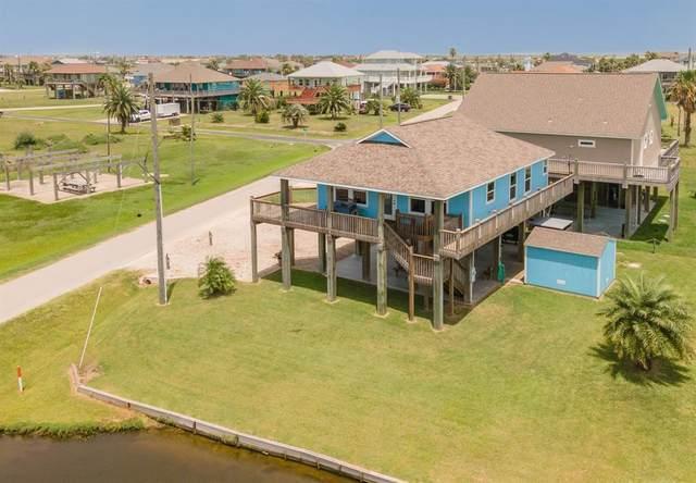 900 Eastview, Crystal Beach, TX 77650 (MLS #78761459) :: Guevara Backman