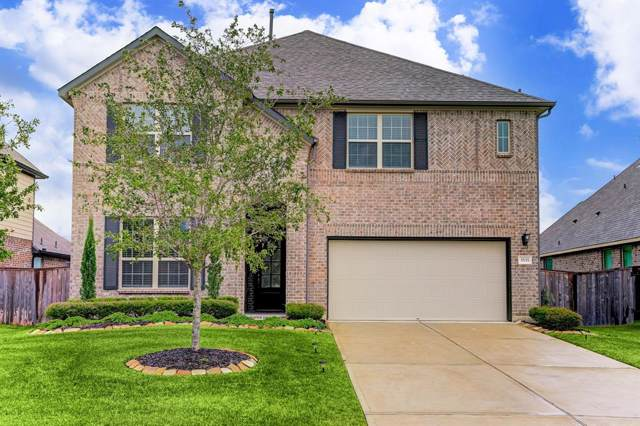 3535 Manor View Court, Pearland, TX 77584 (MLS #78770552) :: The SOLD by George Team