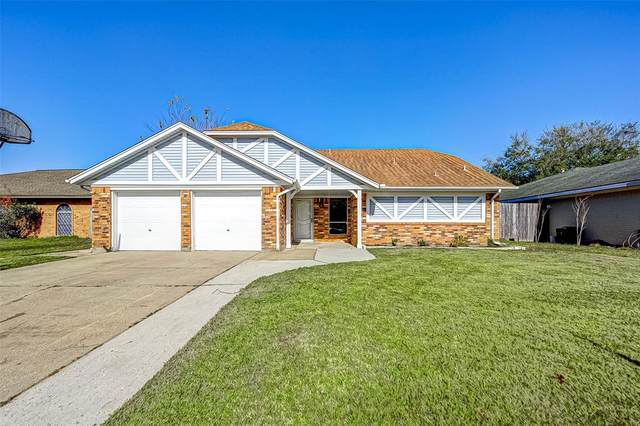 1701 N Park Way Drive, Deer Park, TX 77536 (MLS #78771293) :: The Freund Group