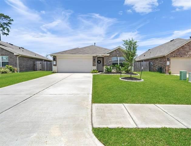 14032 Lake Crescent Drive, Conroe, TX 77384 (MLS #78777232) :: Giorgi Real Estate Group