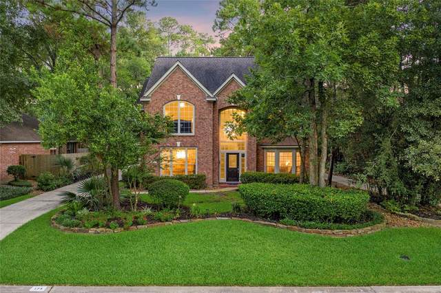 175 E Elm Crescent, The Woodlands, TX 77382 (MLS #78779812) :: The Heyl Group at Keller Williams