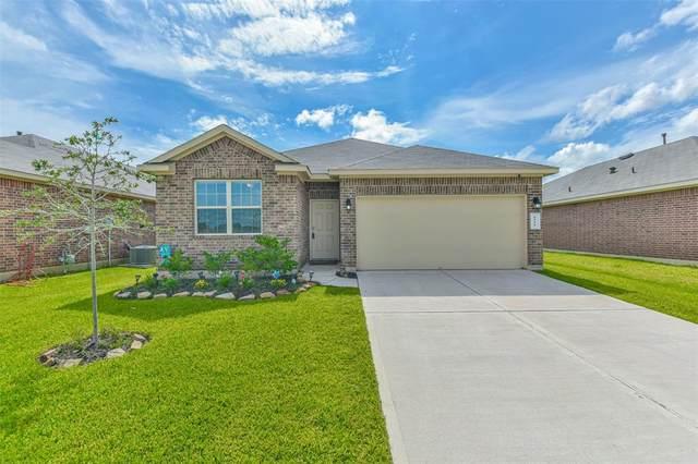 6011 Yesenia Street, Katy, TX 77449 (MLS #78789584) :: The Sansone Group