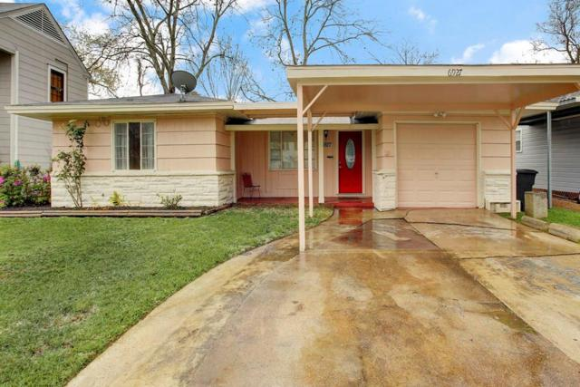 6927 Burgess Street, Houston, TX 77021 (MLS #78789597) :: The SOLD by George Team