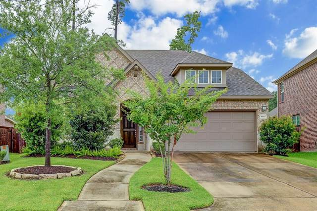 4814 Woodcrest Lane, Spring, TX 77389 (MLS #78789832) :: The SOLD by George Team