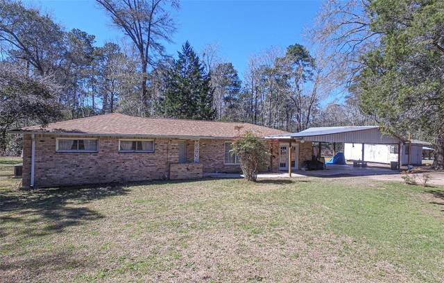 3668 State Highway 146 S, Livingston, TX 77351 (MLS #78796310) :: All Cities USA Realty