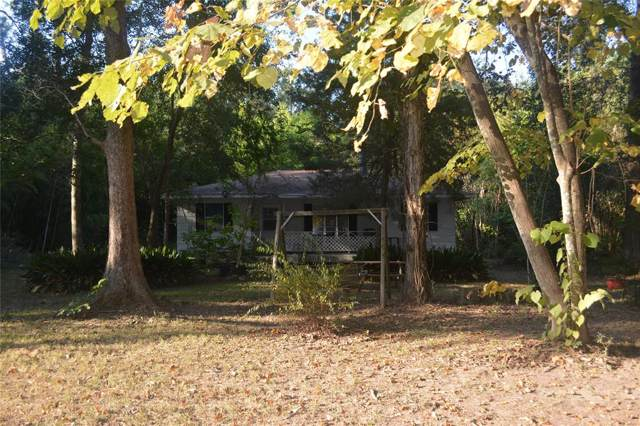 26237 Lake Drive, Splendora, TX 77372 (MLS #7881569) :: Texas Home Shop Realty