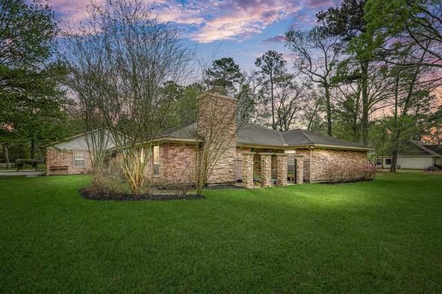 34018 Conroe Huffsmith Road, Magnolia, TX 77354 (MLS #78818678) :: Ellison Real Estate Team