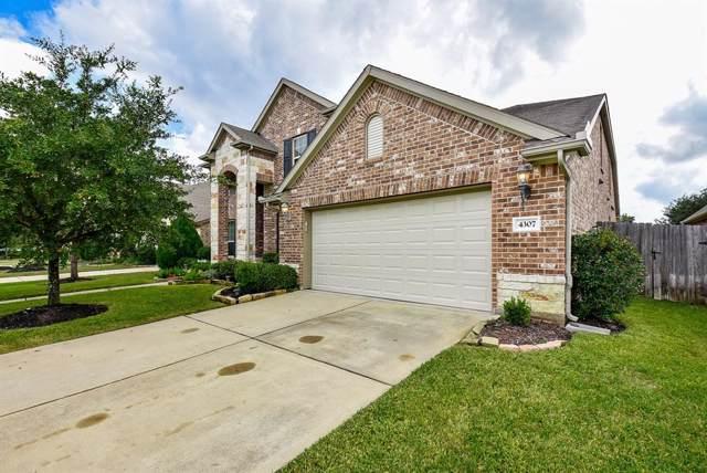 4307 Glenirish Drive, Katy, TX 77494 (MLS #78829540) :: Texas Home Shop Realty
