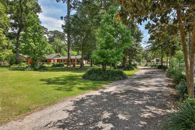 9011 Dowdell Road, Tomball, TX 77375 (MLS #78834384) :: The SOLD by George Team