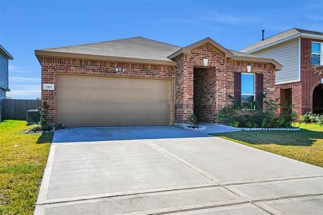 2527 Hawthorn Park Court, Houston, TX 77038 (MLS #78842236) :: The Sansone Group