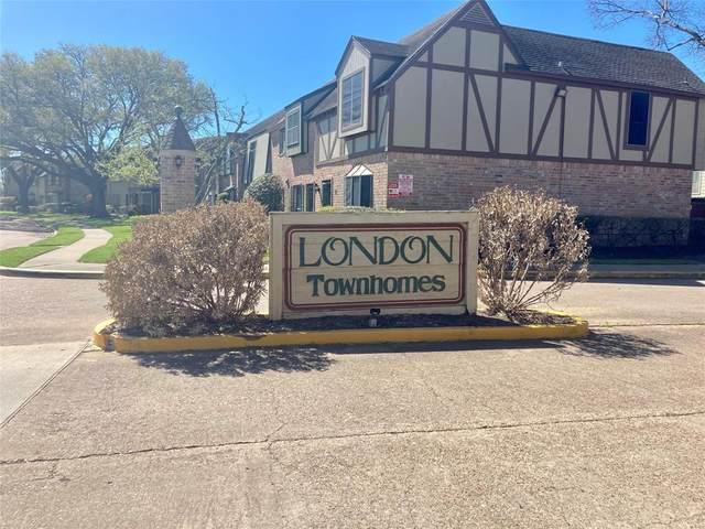 14715 Barryknoll Lane #138, Houston, TX 77079 (MLS #78843813) :: Green Residential