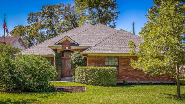 310 E North Hill Drive, Spring, TX 77373 (MLS #78850134) :: Krueger Real Estate