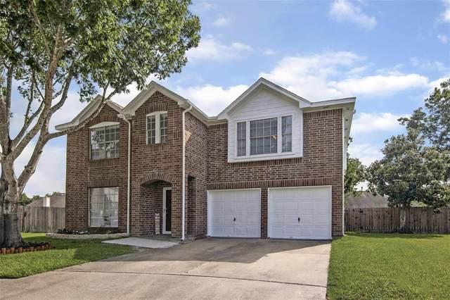 602 Oak Berry Drive, Kemah, TX 77565 (MLS #78850229) :: Phyllis Foster Real Estate