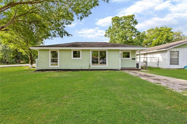 416 Avenue E, South Houston, TX 77587 (MLS #78855768) :: The Heyl Group at Keller Williams