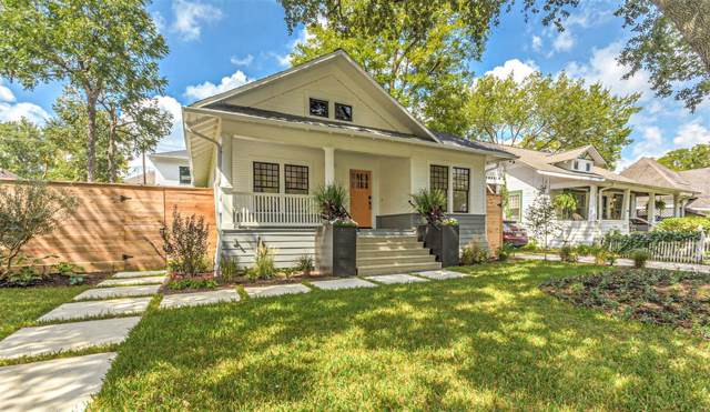 1427 Ashland Street, Houston, TX 77008 (MLS #78861414) :: Connect Realty