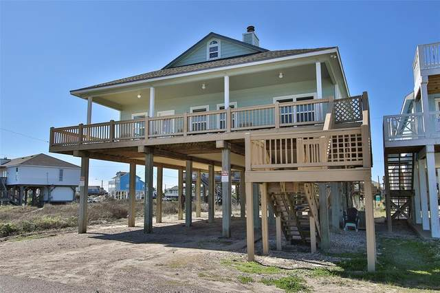 13111 Gulf Beach Drive, Freeport, TX 77541 (MLS #78870653) :: Ellison Real Estate Team