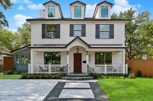 2265 University Boulevard, Houston, TX 77030 (MLS #78872342) :: Giorgi Real Estate Group