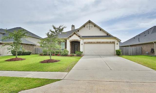 1536 Palo Duro Canyon Drive, League City, TX 77573 (MLS #78873755) :: The SOLD by George Team