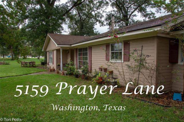 5159 Prayer Lane, Washington, TX 77880 (MLS #7888453) :: Magnolia Realty