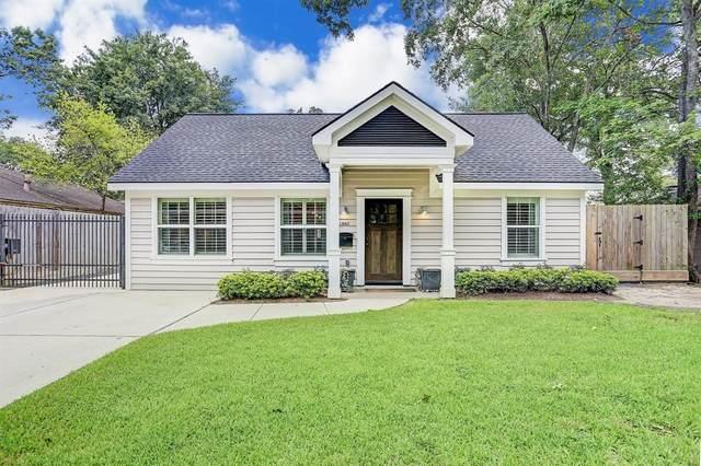 1082 Lamonte Lane, Houston, TX 77018 (MLS #78887972) :: Ellison Real Estate Team