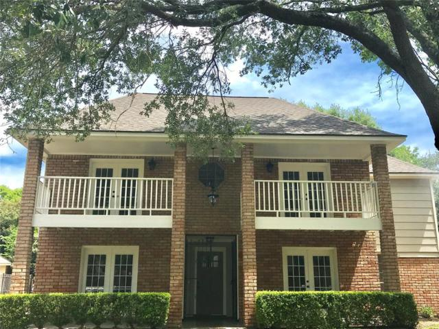 11642 Trailmont Drive, Houston, TX 77077 (MLS #78894735) :: The Bly Team