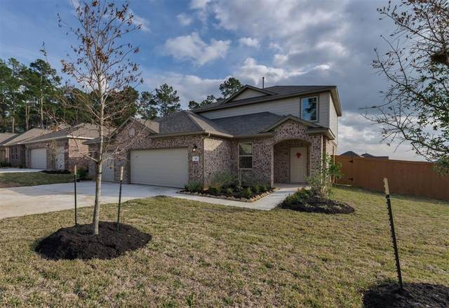 332 Black Walnut, Conroe, TX 77304 (MLS #7890128) :: Giorgi Real Estate Group