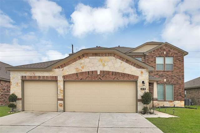 23 Alyssa Palms Drive, Manvel, TX 77578 (MLS #78903824) :: Christy Buck Team