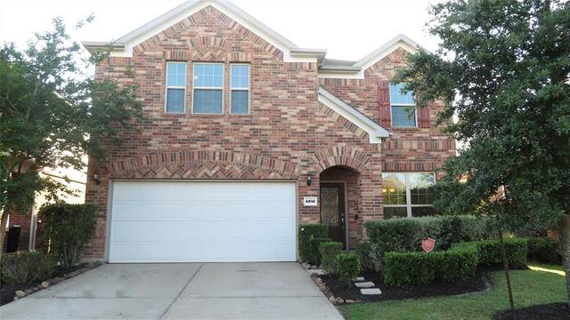 4914 Ginger Bluff Trail, Katy, TX 77494 (MLS #78923494) :: The SOLD by George Team
