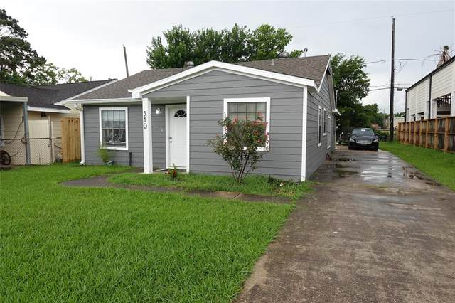 510 Pecan Drive, South Houston, TX 77587 (MLS #78927886) :: The SOLD by George Team
