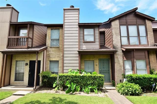 12300 Brookglade Circle #114, Houston, TX 77099 (MLS #78940652) :: Ellison Real Estate Team