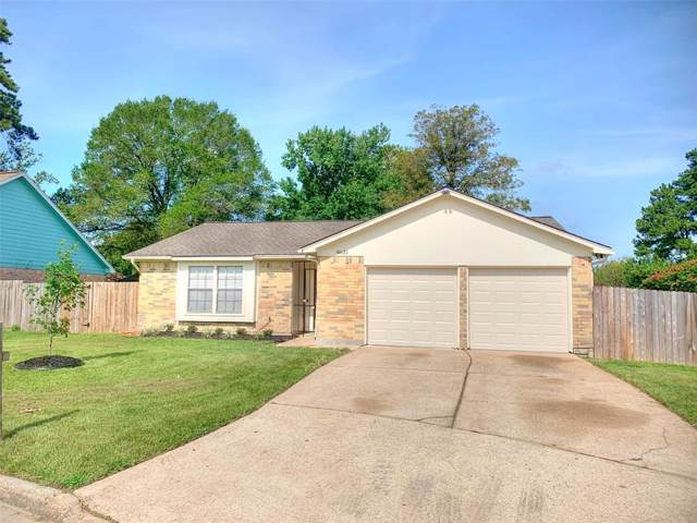 8631 Winewood Drive, Houston, TX 77044 (MLS #78963537) :: The Heyl Group at Keller Williams