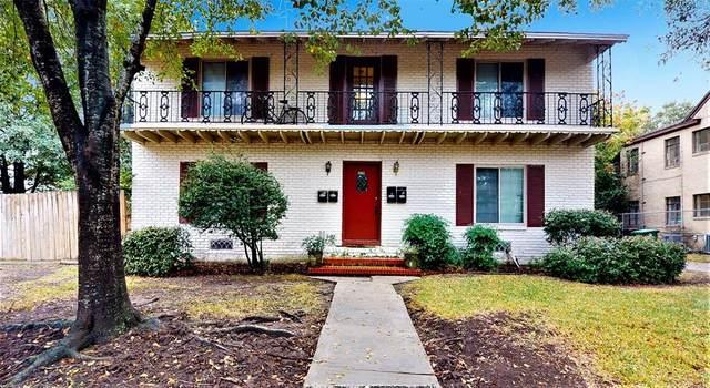 2003 Southgate Boulevard #4, Houston, TX 77030 (MLS #7896623) :: The Parodi Team at Realty Associates
