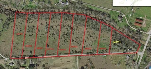 1 County Road 608, Angleton, TX 77515 (MLS #789666) :: Ellison Real Estate Team