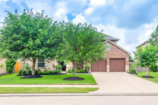 10411 Hollowback Drive, Katy, TX 77494 (MLS #78973602) :: The SOLD by George Team